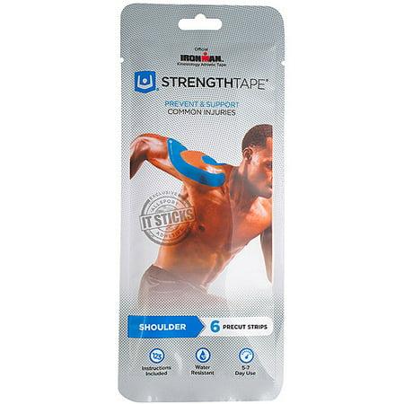 StrengthTape Kinesiology Tape Kit - Shoulder