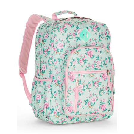 NO BOUNDARIES - No Boundaries Girls School Backpack - Walmart.com c7b8df0528104