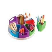 Learning Resources Create-a-Space Storage Center, Bright Colors, Classroom Organizer