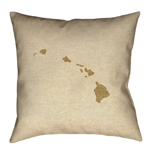 Ivy Bronx Genibrel Hawaii Pillow
