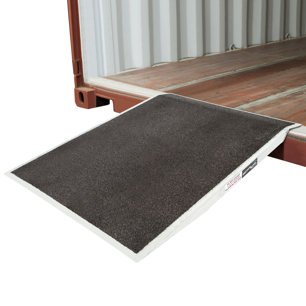 "Pallet Jack Loading Dock Container Ramp 48"" x 36"""