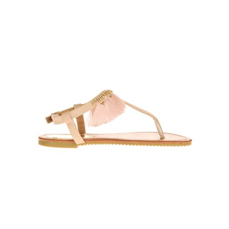 Victoria K Women's Fringe Design sandals