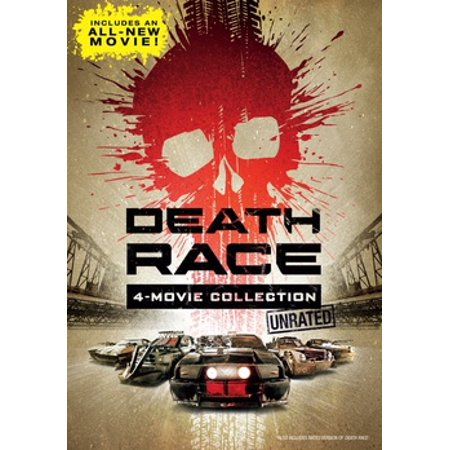Race Collection - Death Race: 4-Movie Collection (DVD)
