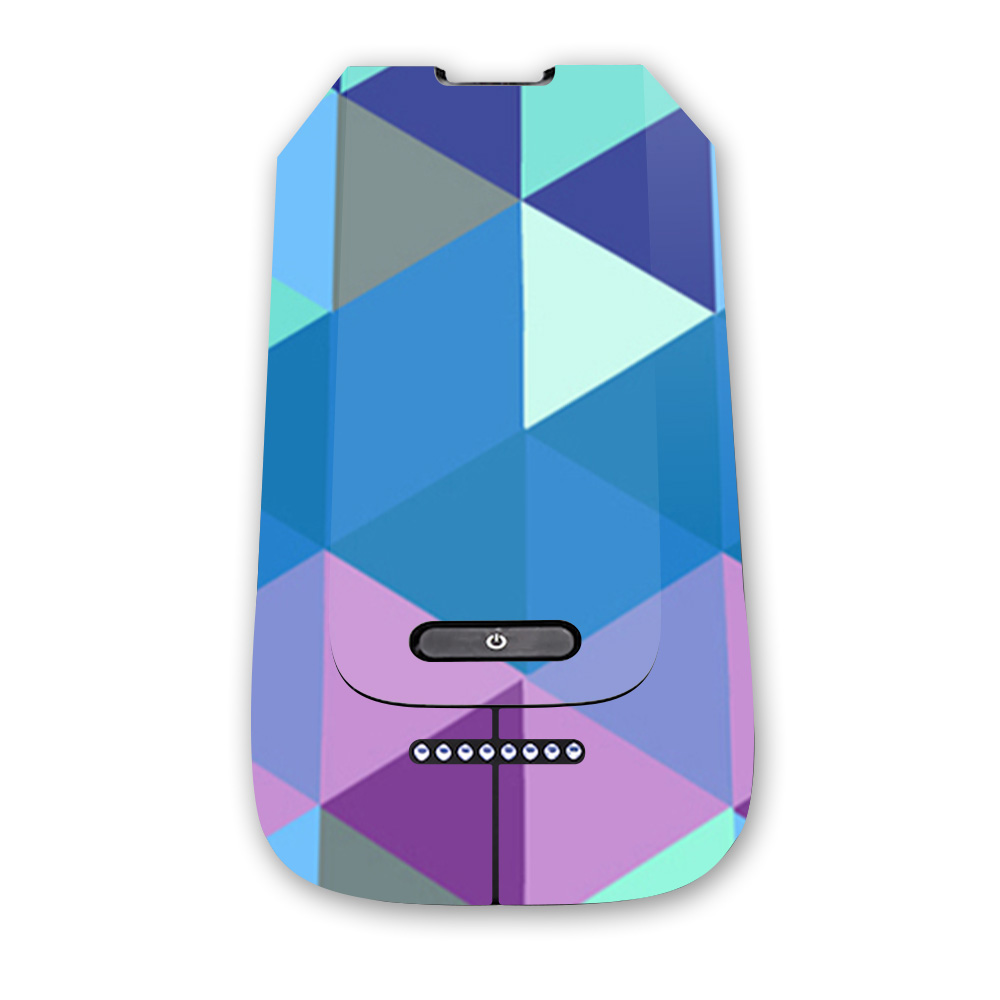 MightySkins Protective Vinyl Skin Decal for 3DR Solo Battery wrap cover sticker skins Black Argyle