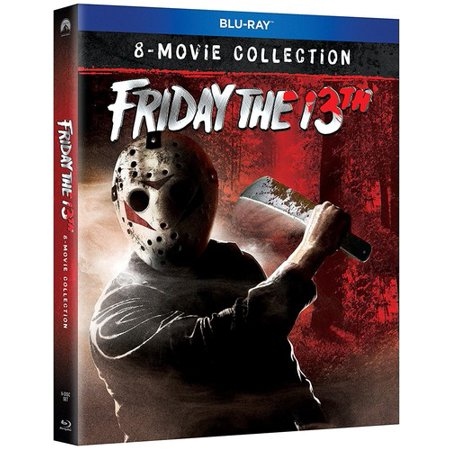 FRIDAY THE 13TH THE ULTIMATE COLL 1-8