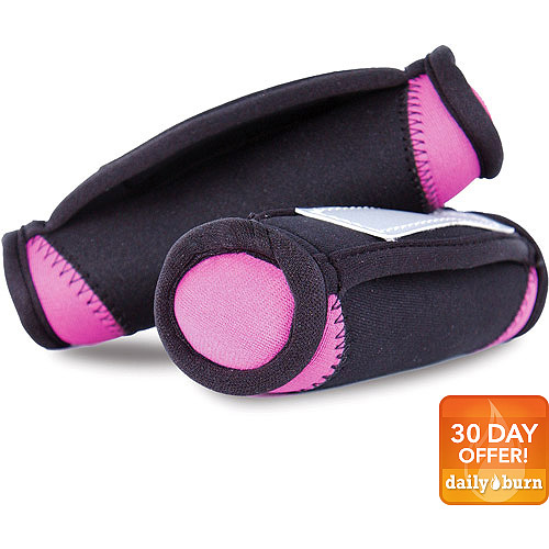 Tone Fitness 2-lb. Pair of Walking Weights