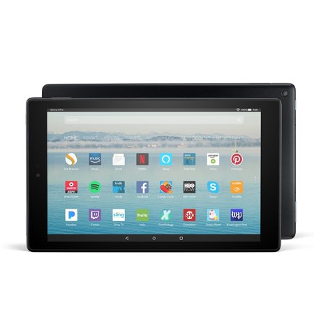 Fire Hd 10 Tablet With Alexa Hands Free  10 1    64 Gb  Black