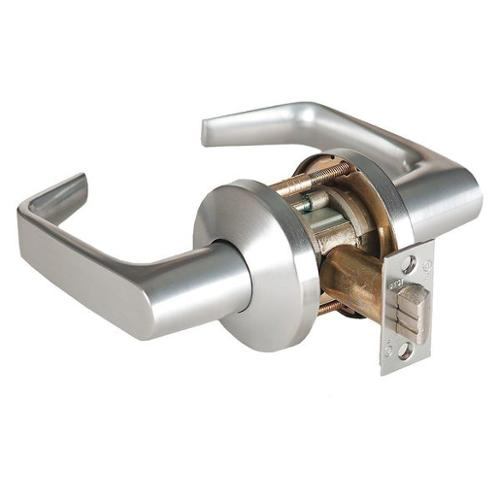 BEST Lever Lockset,Mechanical,Passage,Grd. 2, 9K30N15CS3626