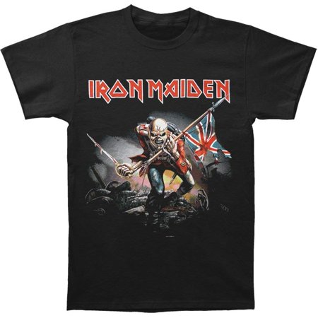 Halloween Is My Name Iron Maiden (Iron Maiden Mens The Trooper)