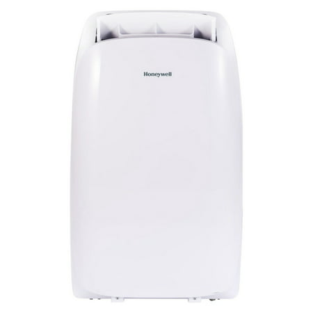 Honeywell HL14CHESWW 14,000 BTU 115V 4-in-1 Portable Air Conditioner for Rooms Up To 700 Sq. Ft. with Heater, Dehumidifier & Fan,