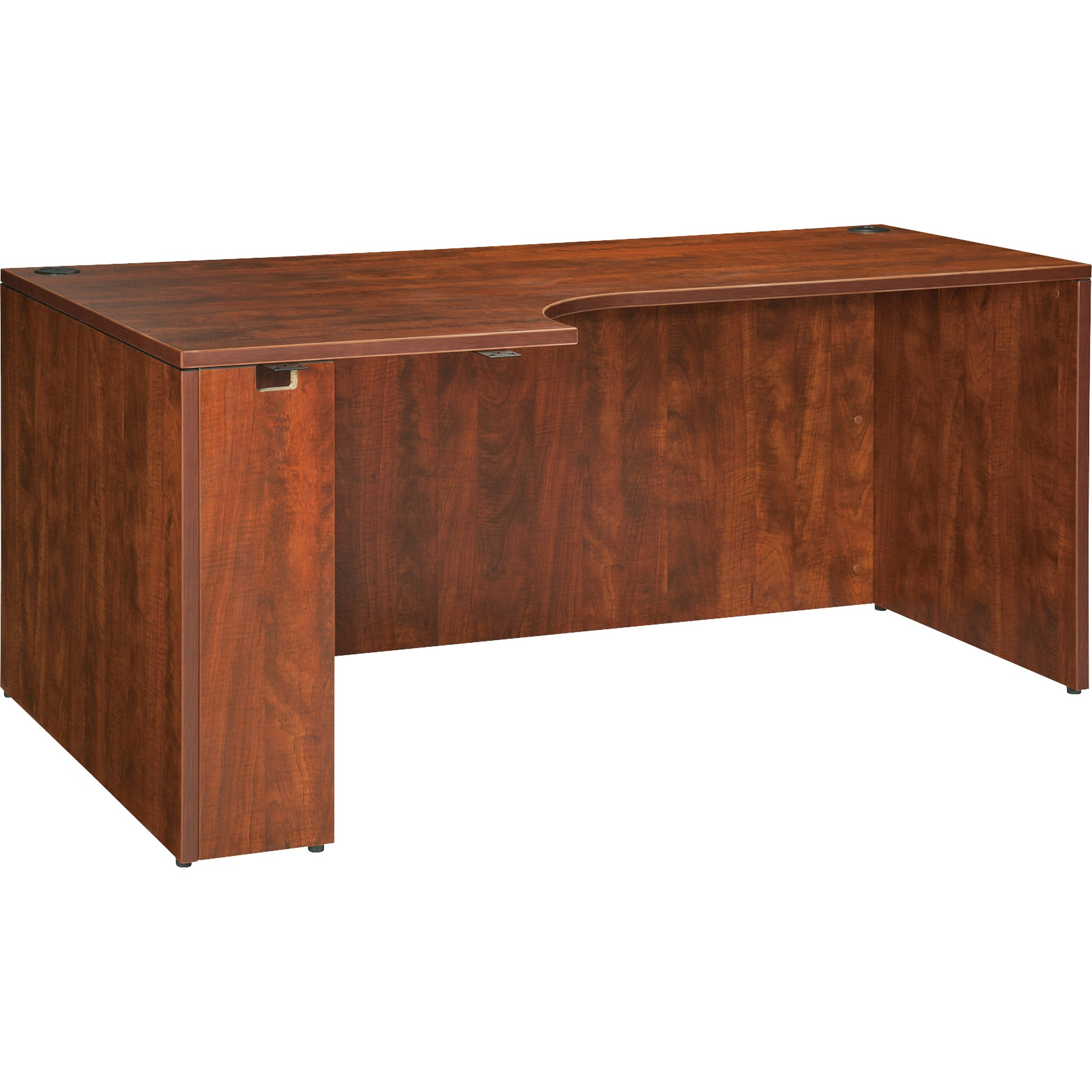 Lorell, LLR69911, Essentials Rectangular Left Credenza, 1 Each