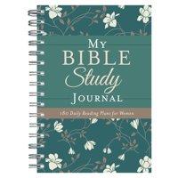 My Bible Study Journal : 180 Encouraging Bible Readings for Women