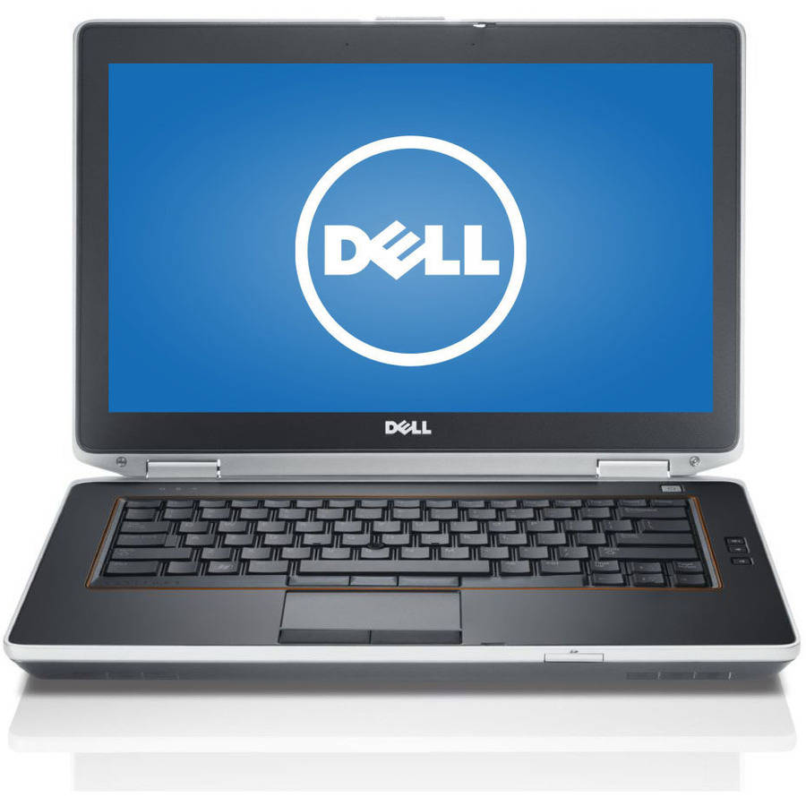 "Refurbished Dell Latitude E6420 14"" Laptop, Windows 10 Pro, Intel Core i5-2520M Processor, 8GB RAM, 500GB Hard Drive"