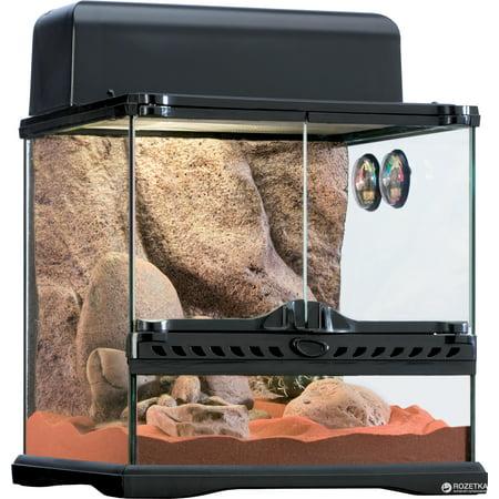 Reptile Habitat Kit (Exo Terra Small 7.5-Gallon Desert Reptile Habitat Kit )