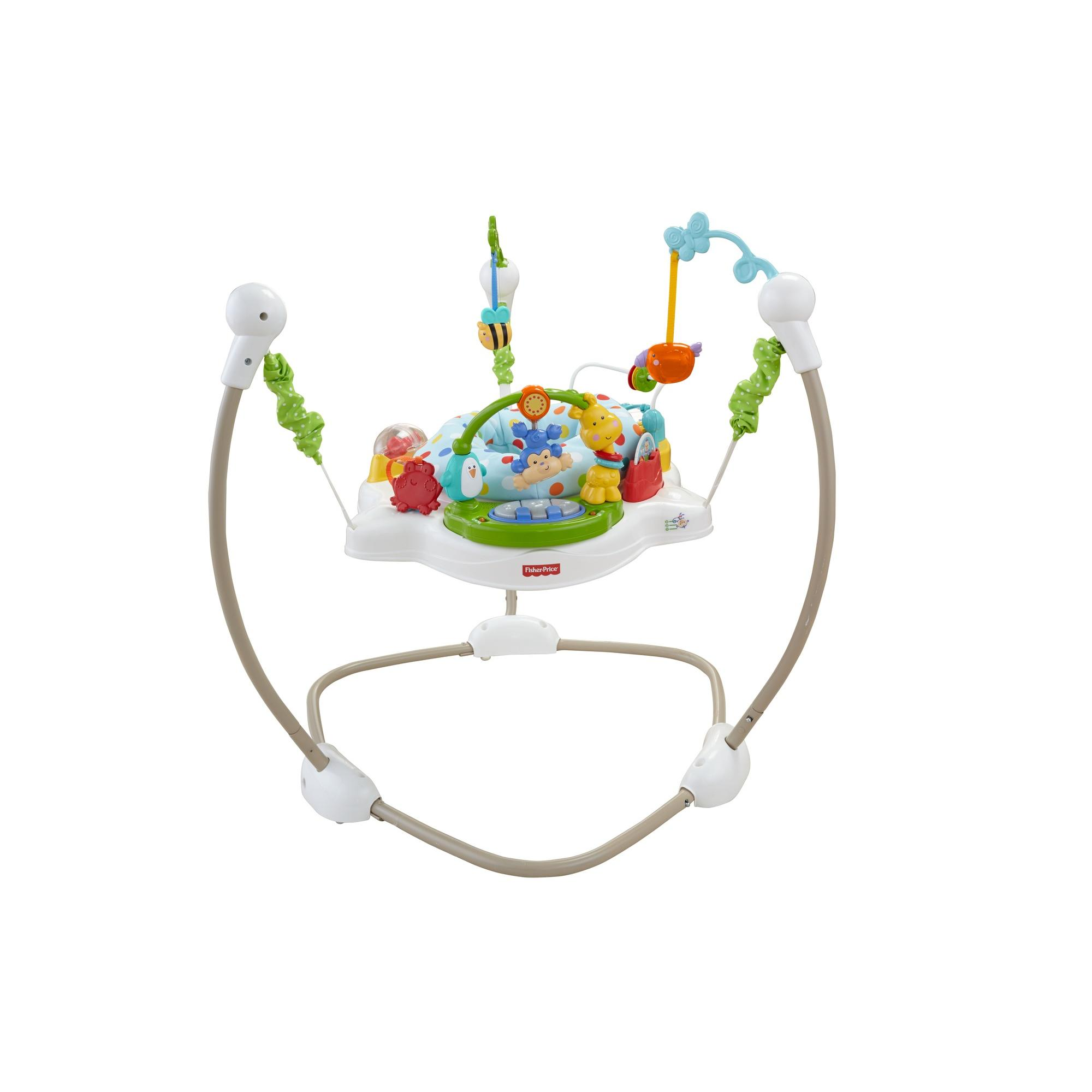 Fisher Price Zoo Party Jumperoo by Fisher Price