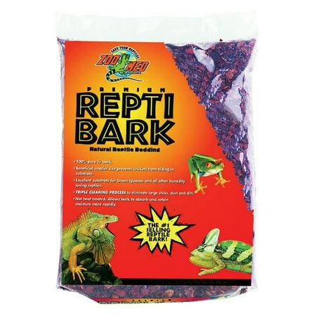 Zoo Med ReptiBark Natural Reptile Bedding, 24 qt ()