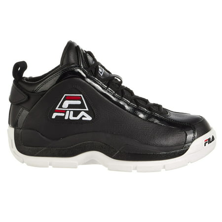 Fila 96 2019 Grand Hill Sneakers - Black/Whit/Fila Red - Mens -