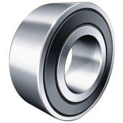 FAG BEARINGS 3306-BD-2HRS Angular Contact Ball Bearing,10,400 rpm