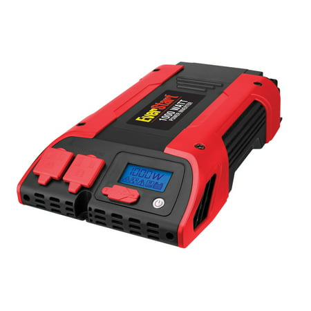 - EVERSTART 1000 Watt Power Inverter w/USB (PC1000E)