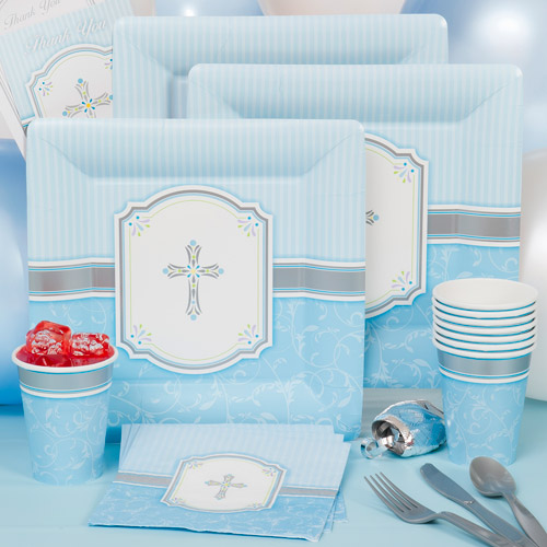 Blessings Blue Basic Party Pack