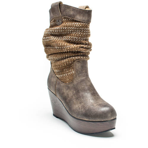 MUK LUKS Women's Quinn Boot