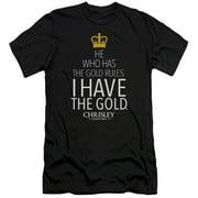 Chrisley Knows Best Gold Mens Slim Fit Shirt