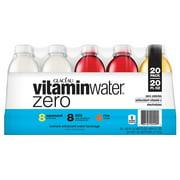 Glaceau VitaminWater Zero, Variety Pack, 20 Fl Oz, 20 Ct