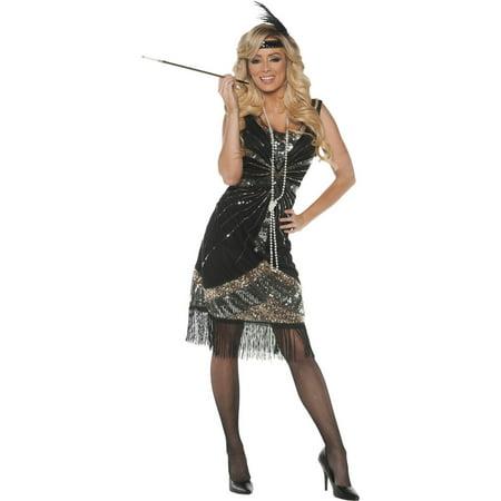 Roaring 20's Women's Adult Halloween (Male Roaring 20's Costume)