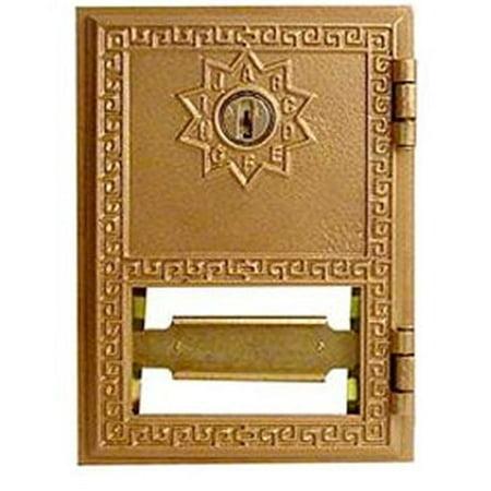 SALSBURY INDUSTRIES 2051 Replacement Door LockSize 1Gold