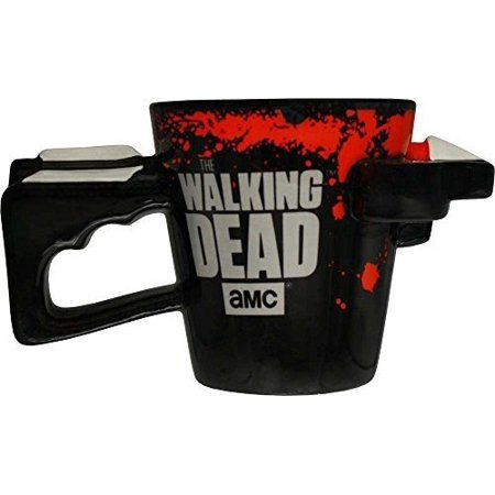 Daryl Dixon Crossbow (Walking Dead TV Show Mug - Daryl Dixon Zombie Undead Crossbow)