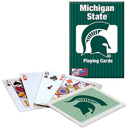 Officially Licensed NCAA Michigan State Playing Cards (Batman Playing Cards)