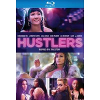 Hustlers (Blu-ray + DVD + Digital Copy)