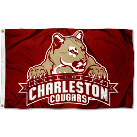 College Flag - College of Charleston Cougars Flag