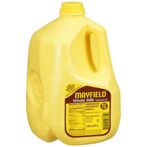 Mayfield Whole Milk, 1 gal