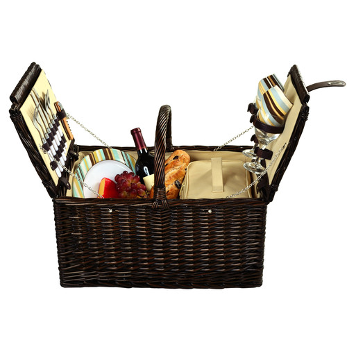 Picnic At Ascot Surrey Picnic Basket for Two