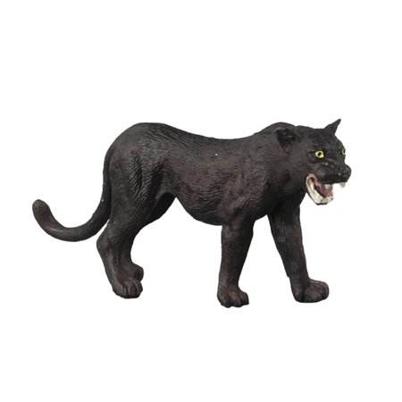 - Black Panther Animal Model Toy Figurine Model Ornament Toys