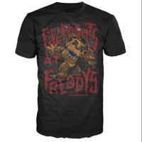 Funko Pop Tees: Five Nights At Freddy's - Freddy Fazbear (Youth Large)