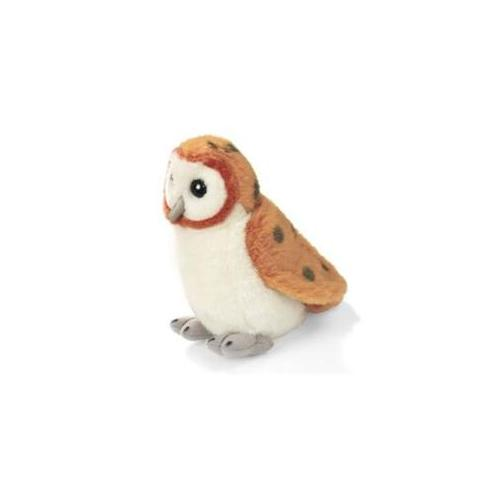 Barn Owl - Audubon Plush Birds with Real Bird Sounds ...