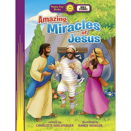 Amazing Miracles of Jesus - Miracle Of Jesus