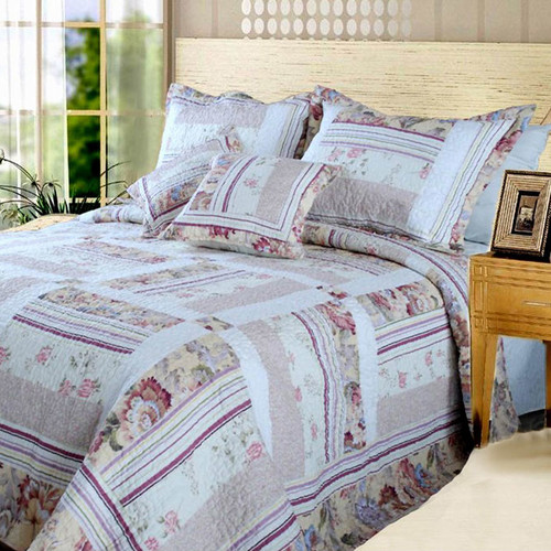DaDa Bedding Blossoming Quilt Set