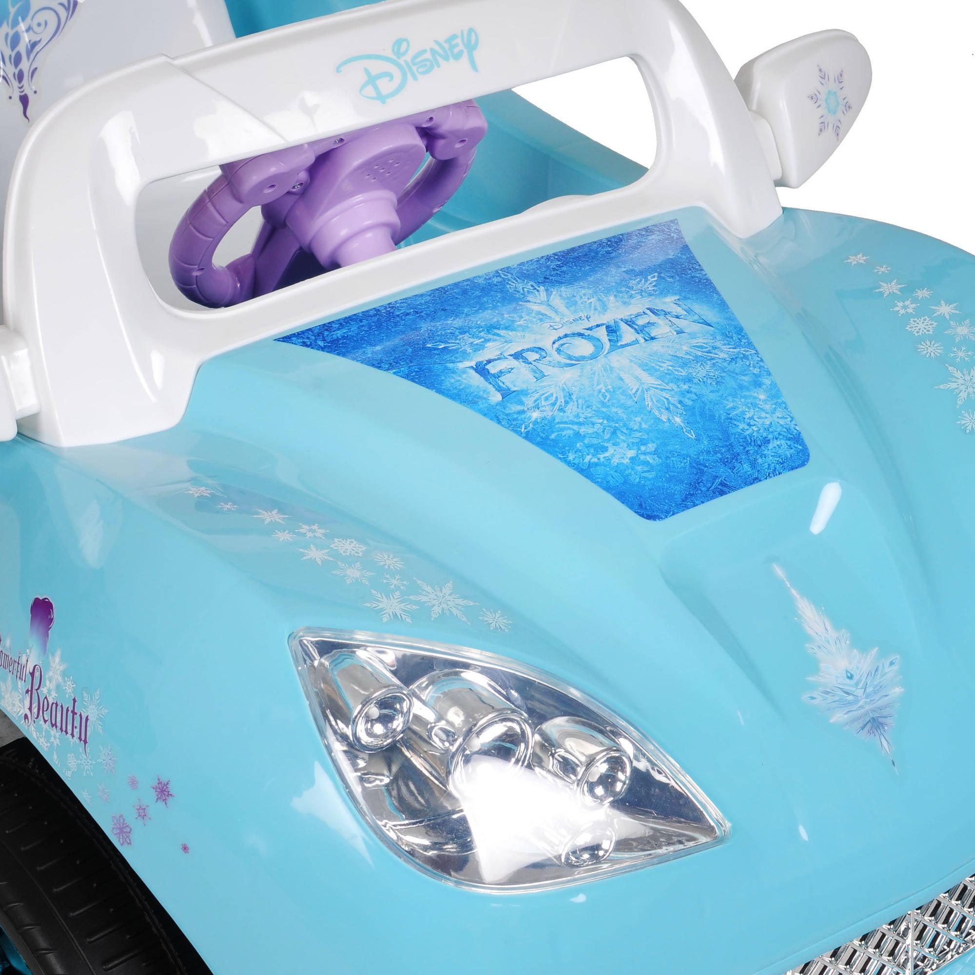 Disney Frozen Convertible Car 6 Volt Battery Powered Ride On