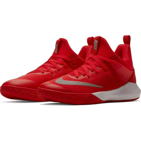 34433d7d8210 Nike Womens Zoom Shift Tb Low Top Lace Up Basketball Shoes ...