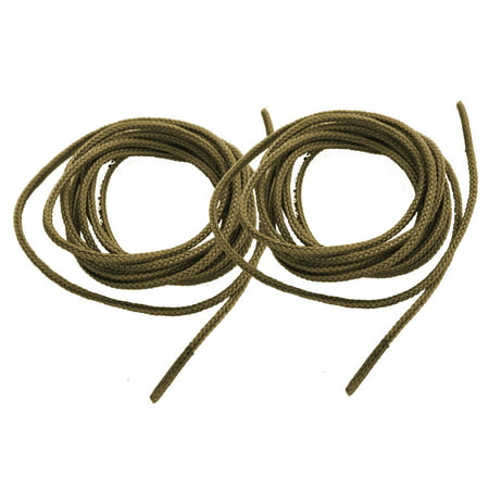 Military Uniform Supply Military Boot Laces THIN - - Thin Booth
