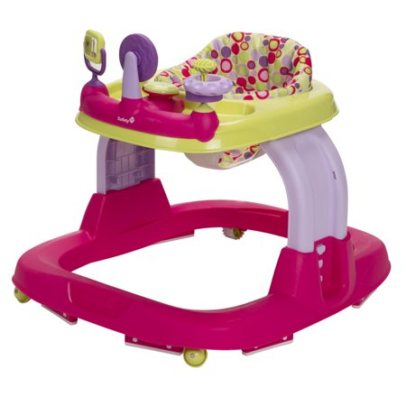 Safety 1st Ready, Set, Walk! 2.0 Developmental Walker, (Safety 1st Walker)