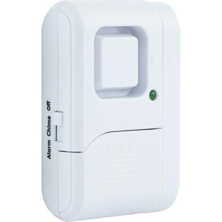 GE Personal Security Window/Door Alarm, Battery Operated, 56789