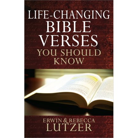 Life-Changing Bible Verses You Should Know](Biblical Verse)