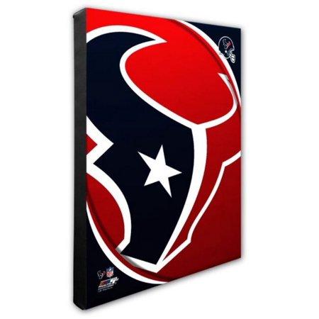 Photo File Houston Texans Team Logo Canvas Print Picture Artwork 16x20 NFL TX - Halloween Houston Tx
