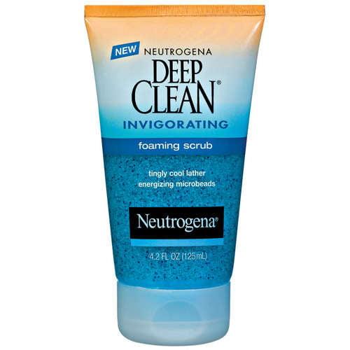 Neutrogena(R) Foaming Scrub Deep Clean(R) 4.2 Oz