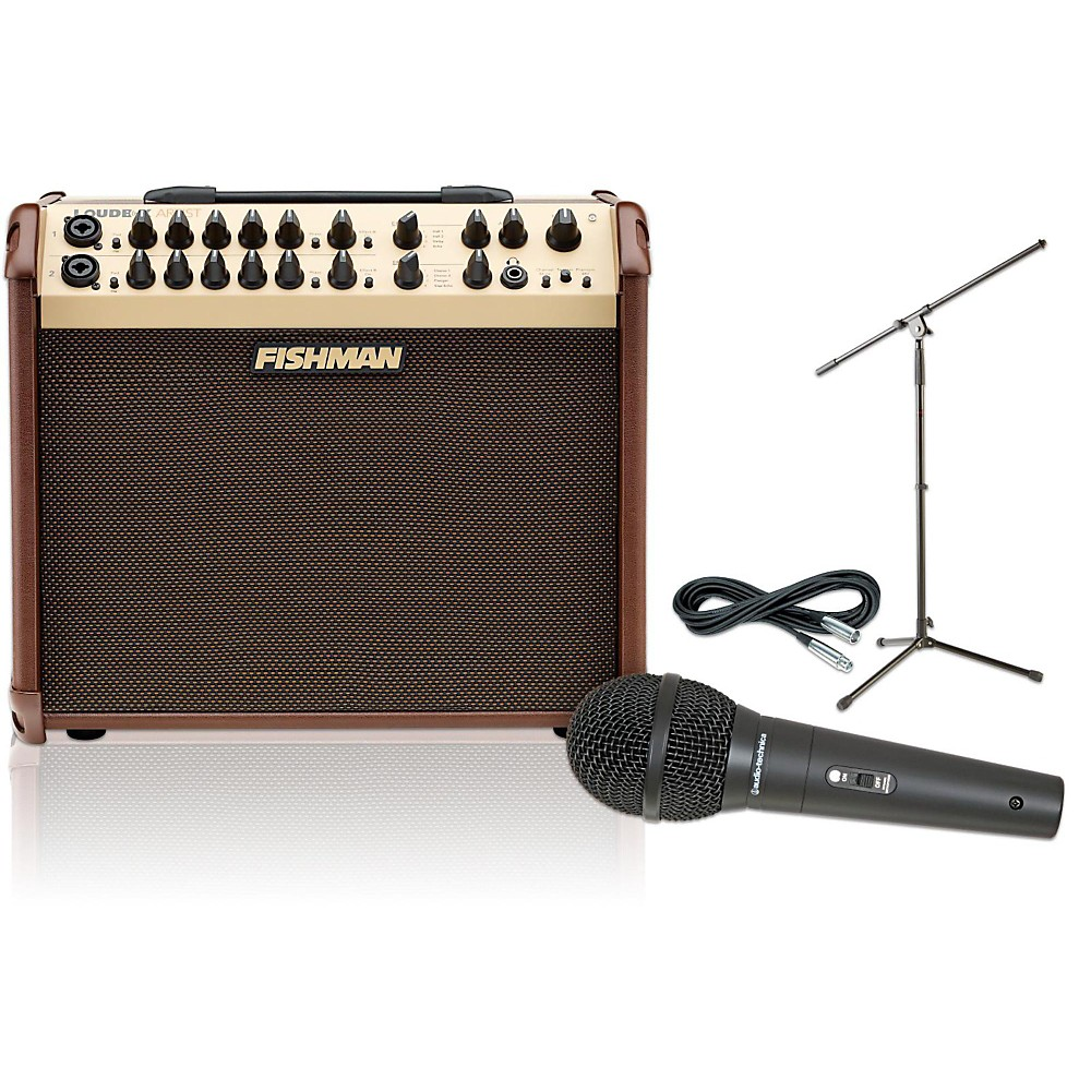 Fishman Loudbox Artist Songwriter Pack