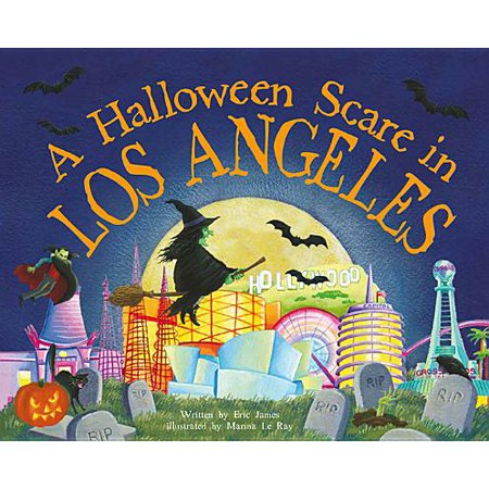 Halloween Scare in Los Angeles, A